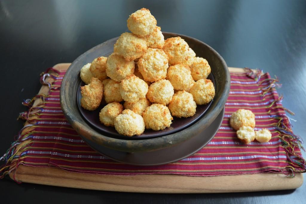 cocada cookie Bolivia