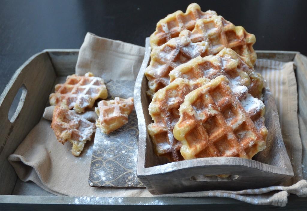 Belgie Luikse wafel klein
