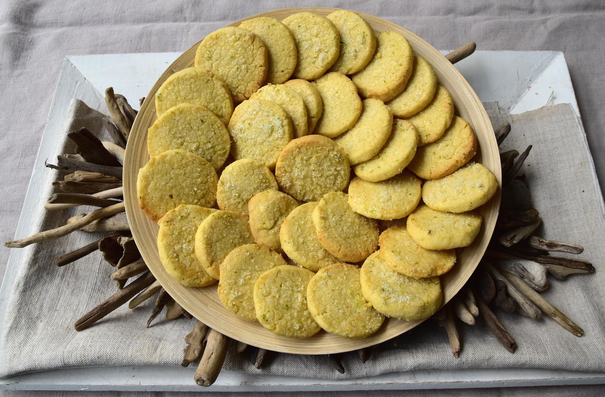 Tortica de Moron koekje uit Cuba