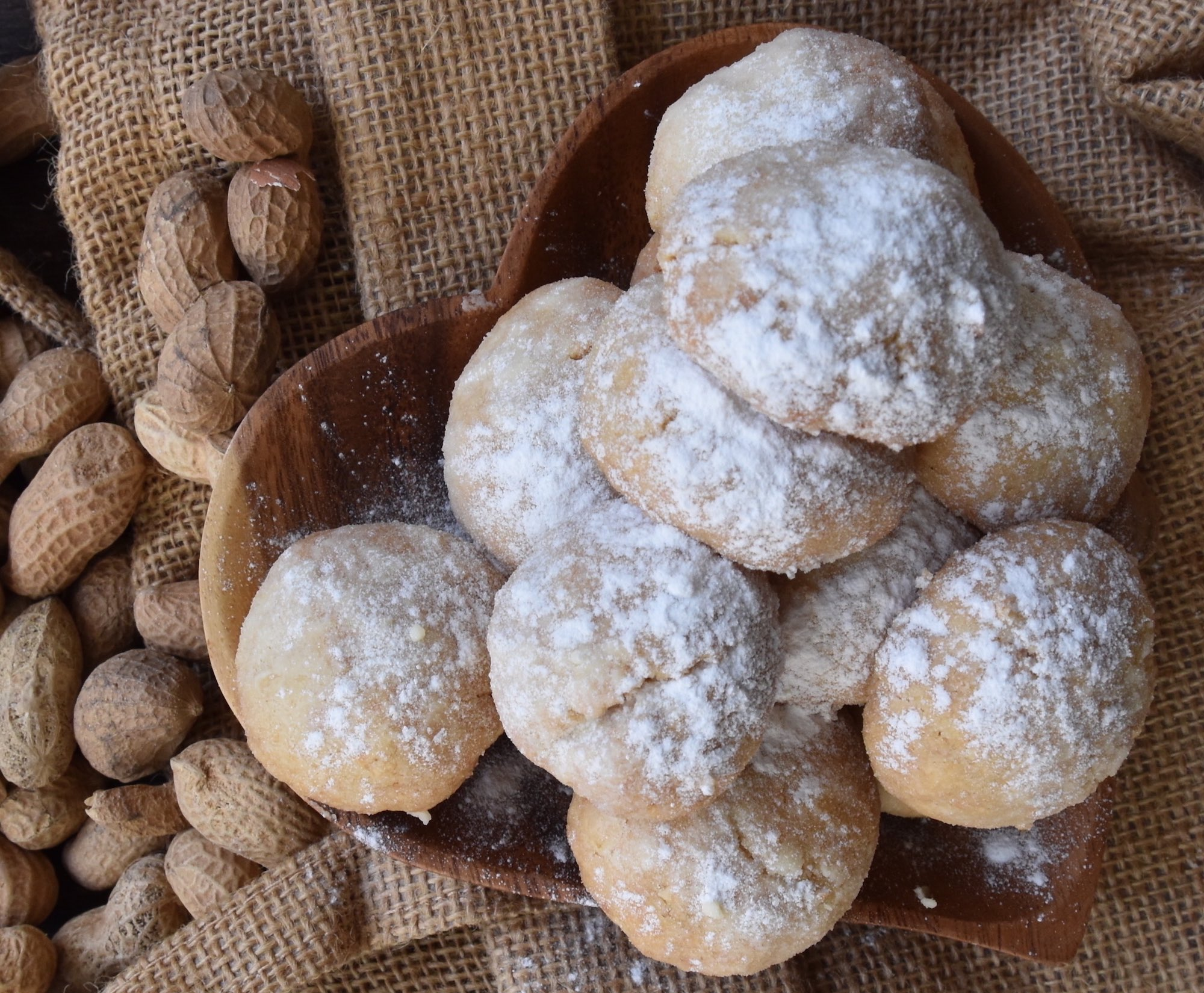 Mtedza cookie from Malawi - cookie companion