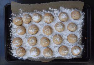 Mtedza cookie from Malawi - cookie companion