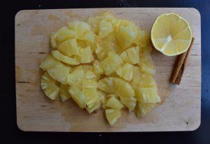 Pine tart cookie from Guyana