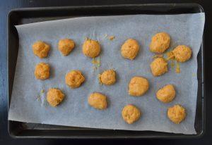 Golabjamoun koekje uit Zambia