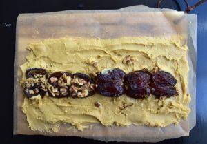 Rangeena cookie from Qatar