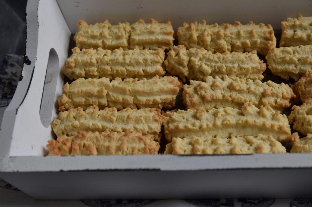 spritati koekje uit Moldavië